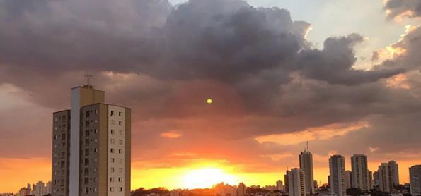 Instabilidade enfraquece nesta terça no leste de Santa Catarina