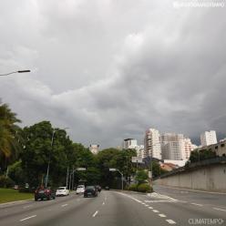 Sexta-feira com ar frio em São Paulo