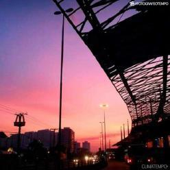 Recorde de frio em Curitiba, Porto Alegre e Belo Horizonte