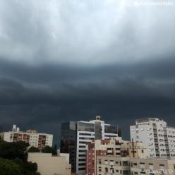 Sul permanece em alerta para chuva forte