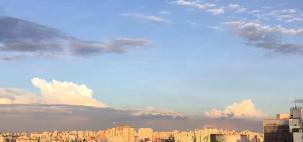 São Paulo pode ter chuva passageira neste sábado