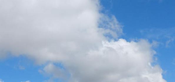 Calor e pouca chuva em SP nesta segunda