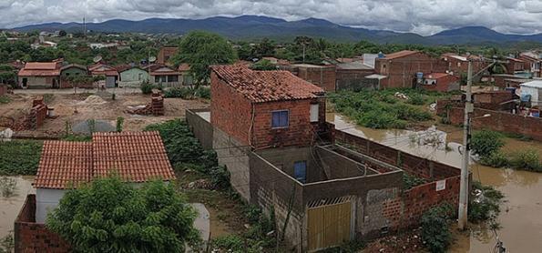 Bahia tem mais chuva esta semana