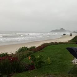 Terça-feira de alerta para chuva volumosa no litoral do PR