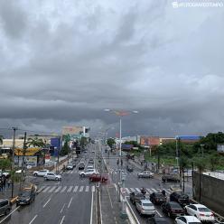Muita chuva no norte do Nordeste
