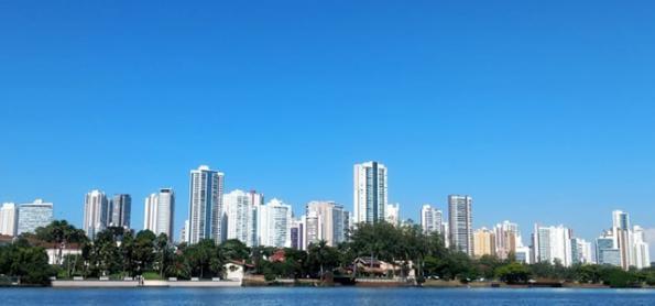 Ar seco ganha força aos poucos no centro-sul do Brasil
