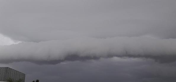 Alerta de chuva forte e ventania em MS, MT, SP, MG e GO