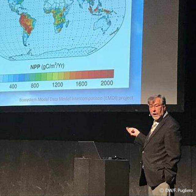 Brasileiro abre série de palestras do ano Humboldt em Berlim