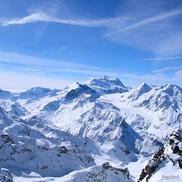 Mais de 90% das geleiras dos Alpes podem desaparecer até 2100