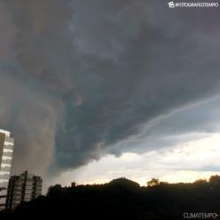Porto Alegre esfriou mais e bateu recorde na tarde desta sexta