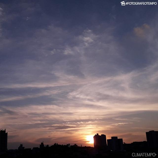 0bc38177fb93 Confira a previsão da temperatura para a cidade de São Paulo para os  próximos dias.