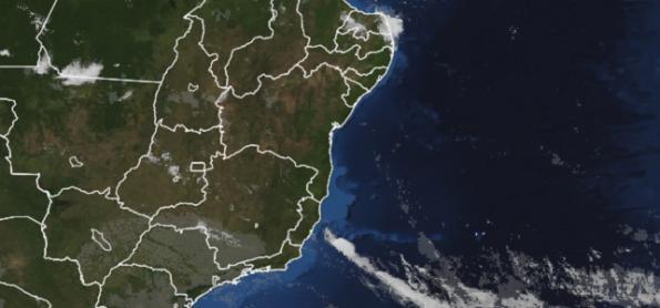 Baixa umidade no Sudeste