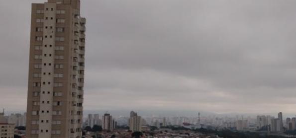 Temperatura cai mais na Grande São Paulo nesta quinta