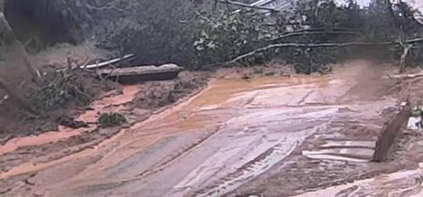 Litoral paulista continua em alerta para mais chuva