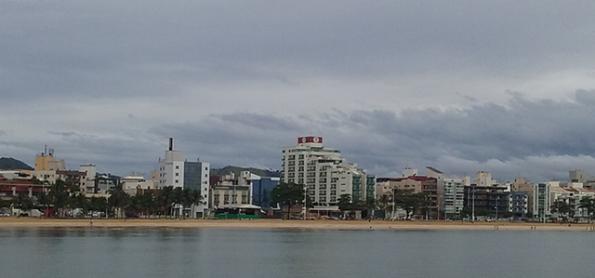 Tarde mais fria do ano em Brasília e em Vitória