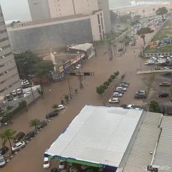 Chuva extrema em Recife e João Pessoa