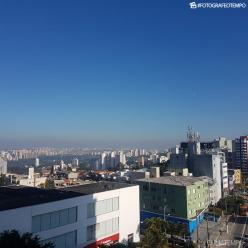 Quinta-feira de ar seco e poluído no estado de São Paulo