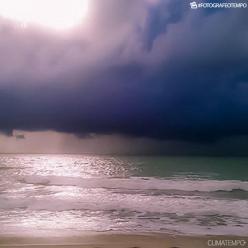 Chuva volumosa volta a alagar João Pessoa