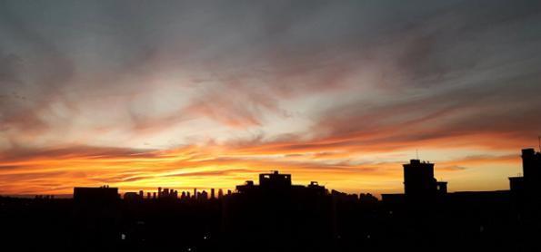 Frente fria traz mudanças no tempo para o Sul do Brasil
