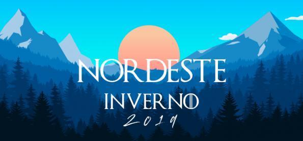 Região Nordeste - tendência para o inverno 2019
