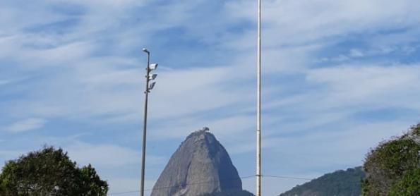 Sol e temperatura em elevação no Rio de Janeiro