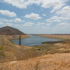 Área sem seca no Ceará sofre leve redução
