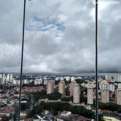 São Paulo tem maior volume de chuva em julho em 10 anos