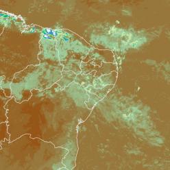 Choveu muito na região de Pedro Alexandre (BA) nos últimos dias