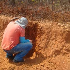 Levantamento de solos traz detalhes inéditos sobre o Ceará
