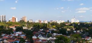 São Paulo mais quente e seca