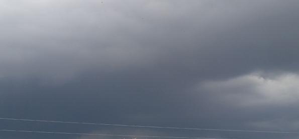 Pancadas de chuva por quase toda a Região Norte