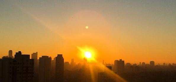 São Paulo esquenta mais nos próximos dias