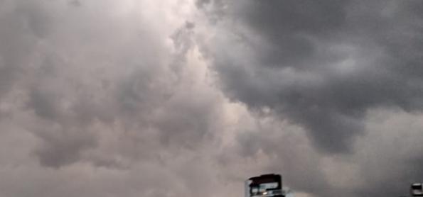 Risco de chuva forte em SP nesta sexta-feira