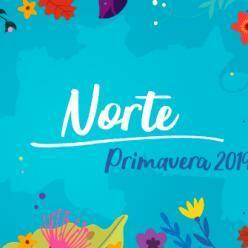 Região Norte - previsão para a primavera 2019