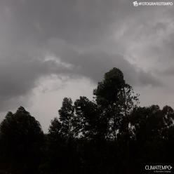 Mais chuva em Santa Catarina e no Paraná