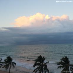Tempestade atingiu Manaus (AM) nesta segunda-feira (16/09)