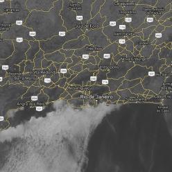 Chuva forte e volumosa no Sulnesta terça