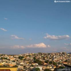 Tarde mais seca do ano em São Paulo