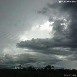 Chuva chega a Cuiabá e a Goiânia no fim de semana