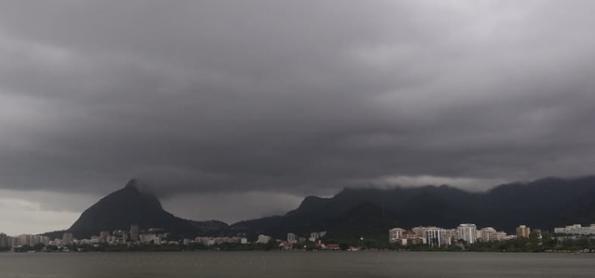 Inverno termina com chuva no estado do Rio de Janeiro