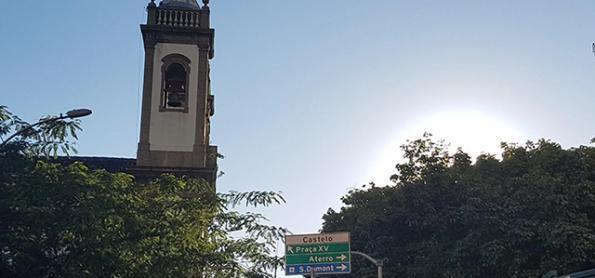 Rio de Janeiro registra menor temperatura do ano