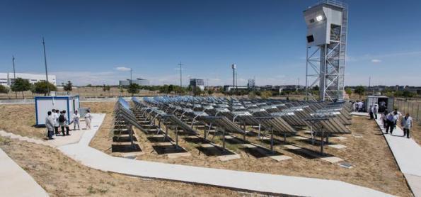 Querosene produzido com energia solar promete revolução