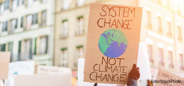 A injustiça global da crise climática