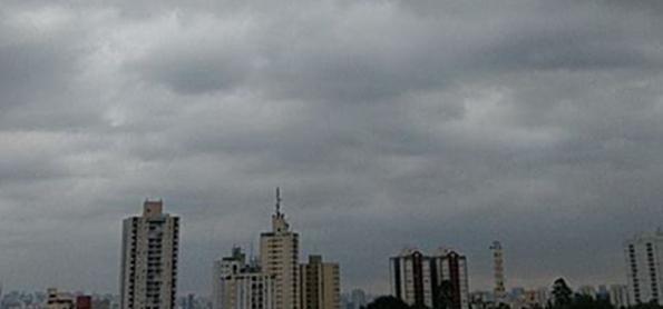 Sensação de frio aumenta em São Paulo
