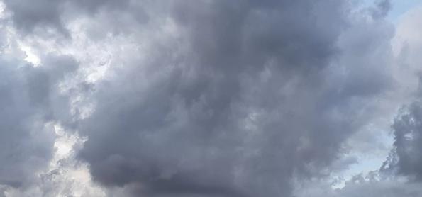 Pancadas de chuva no MT e no MS nesta quinta