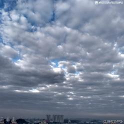 Menos calor e mais umidade na capital paulista