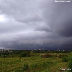 Depois da seca volta a chover sobre Minas Gerais