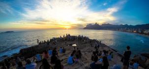 10 destinos no Brasil para viajar com os amigos