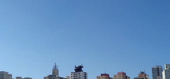 São Paulo volta a ter tempo firme nesta quarta-feira