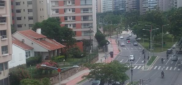 Grandes volumes de chuva no Sul do Brasil